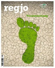 REGJO SÜDOSTNIEDERSACHSEN - HEFT II 2015 - Verantwortung - Teaser