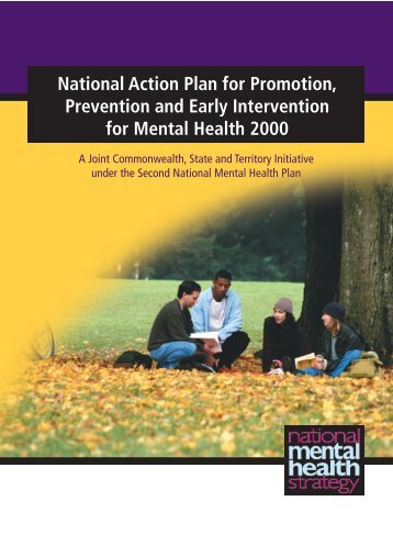 National Action Plan for Promotion, Prevention and Early