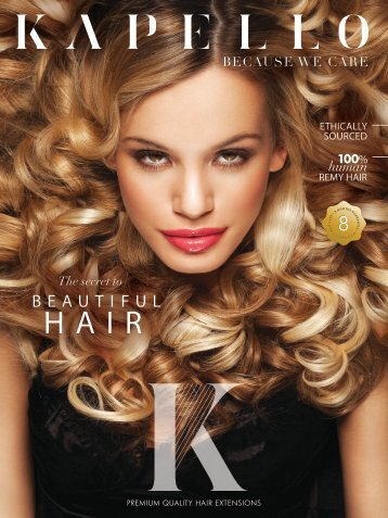 Kapello Hair Extensions Schweiz - Magazin
