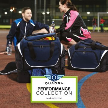 Quadra Performance Collection - Themenspecial