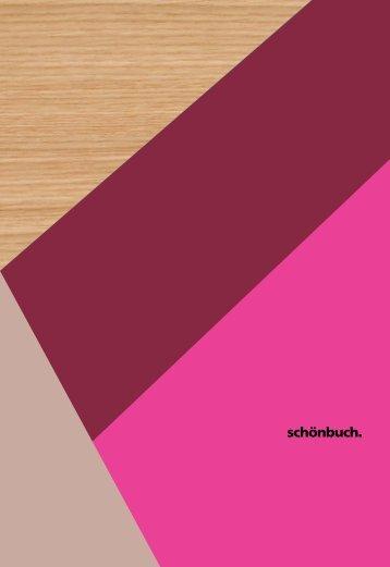 Schönbuch Katalog Aufbewahrung