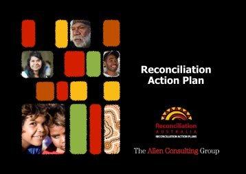 Reconciliation Action Plan - Reconciliation Australia