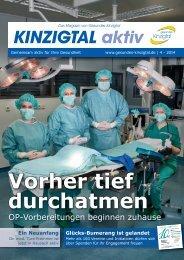 Kinzigtal Aktiv 4/2014