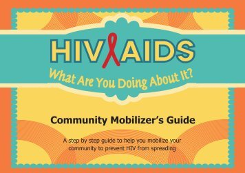 Step 5: Developing HIV Action Plans - C-Hub