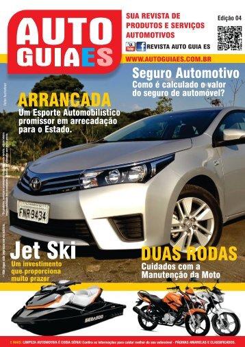 Revista Auto Guia ES 4ª Edição