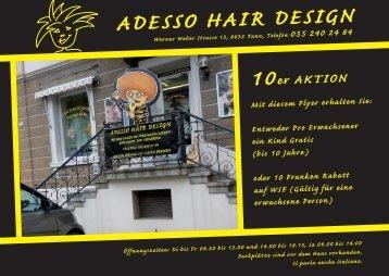 ADESSO HAIR DESIGN