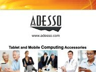 Tablet and Mobile Computing Accessories