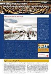 news aus europa 21 oktober 2010.pdf - Dr. Thomas Ulmer MdEP