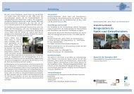 Kooperation in Stadt- und Ortsteilzentren - Netzwerk Innenstadt NRW