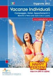 Noleggio e vendita: ROULOTTE E ... - bei Happy Ferien!