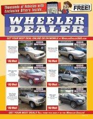 Wheeler Dealer 22-2015