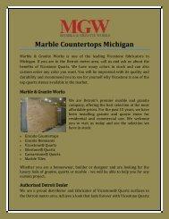 Marble Countertops Michigan