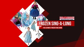 Fun with Frozen Singalong