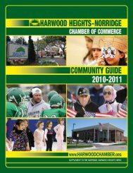 2010 Harwood Heights - Pioneer Press Communities Online