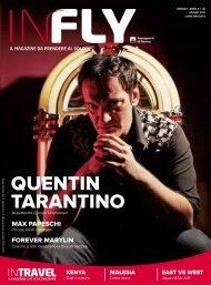 ANNO 4 n.40 Giugno 2012 Quentin Tarantino - Infly