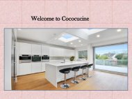 Dynamic Kitchen Design by Cococucine
