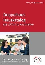 Doppelhaus Hauskatalog