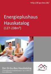 Energieplushaus Hauskatalog