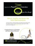 2007 Finalists - the Stevie Awards - Page 5