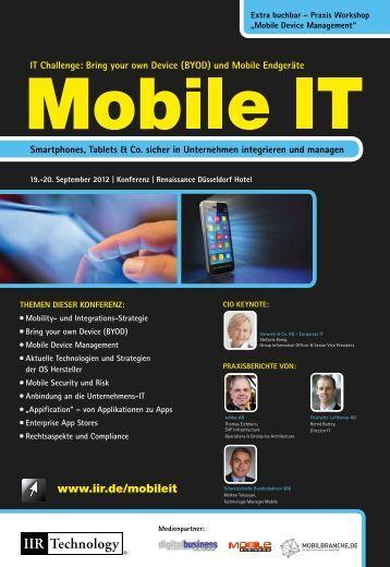 Programm der Konferenz downloaden - 7P Group