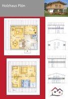 Holzhaus Hauskatalog - Seite 4