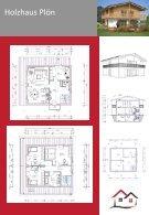 Holzhaus Hauskatalog - Seite 5