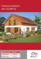 Holzhaus Hauskatalog - Seite 6