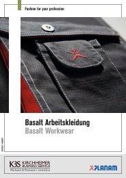 K3S Planam Basalt Workwear