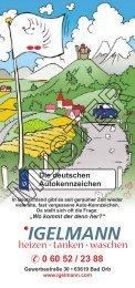 Auto-Kennzeichen in Deutschland