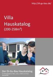 Villa Hauskatalog