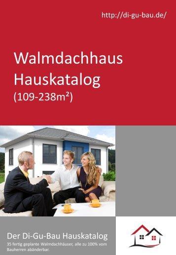 Walmdachhaus Hauskatalog