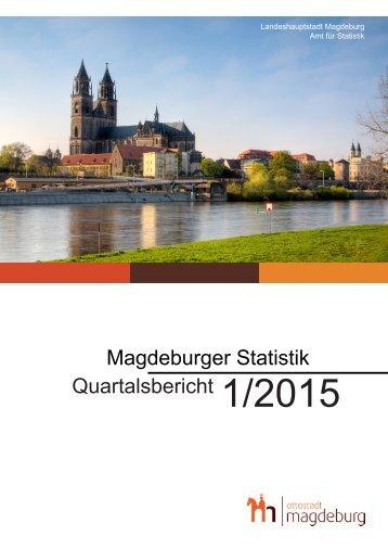 Quartalsbericht 1/2015