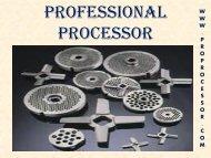 Kitchen Equipment Supplier USA- Proprocessor