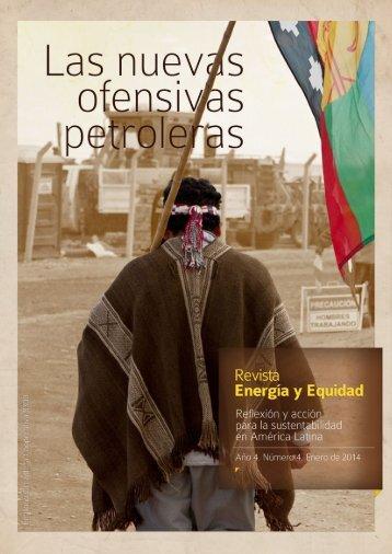 Energía y equidad. Año 4. Nº 4 | 1