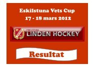 (Microsoft PowerPoint - Resultat Vets Cup 2012 ... - SOHA