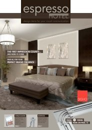 Espresso Hotel (Flyer)