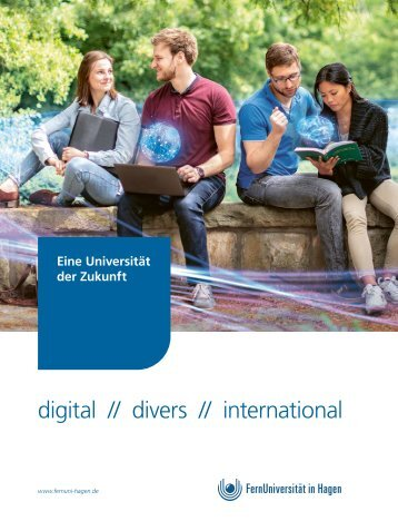 FernUniversität in Hagen | Offen für Vielfalt