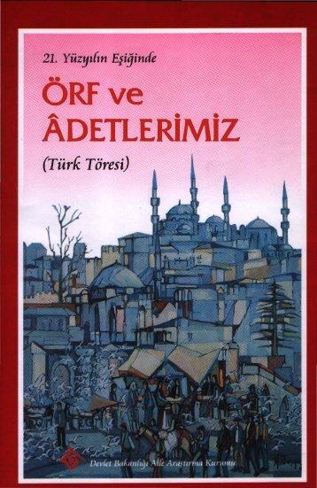 Türk Töresi - Aile ve Toplum Hizmetleri Genel Müdürlüğü