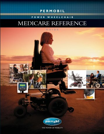 medicare reference - Permobil