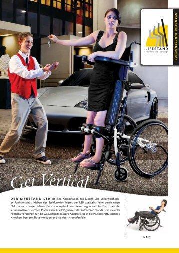 Get Vertical - Permobil
