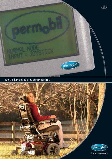 SYSTÈMES DE COMMANDE - Permobil