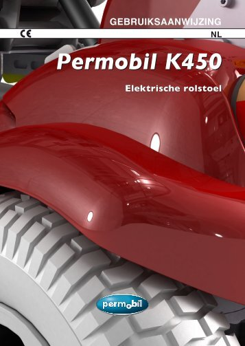 gebruiksaanwijzing - Permobil