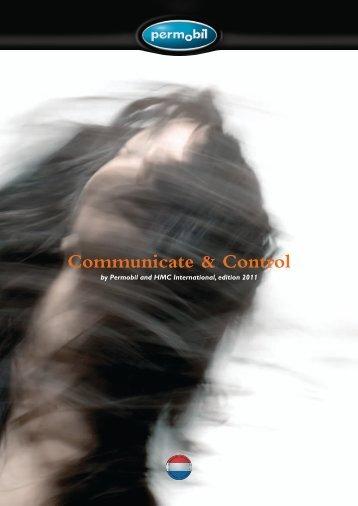 Communicate & Control - Permobil