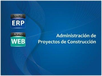 Proyectos de Construcción