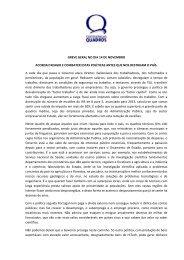 GREVE GERAL NO DIA 14 DE NOVEMBRO ... - Conf-Quadros.pt
