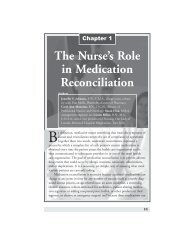 The Nurse's Role in Medication Reconciliation - BC Patient Safety ...