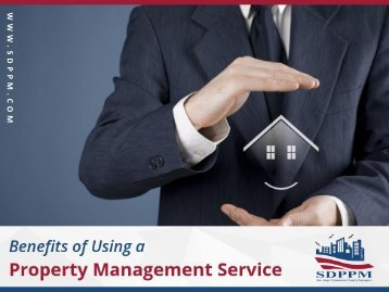 Benefits of Property Management in San Diego