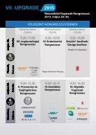 Upgrade 2015 Kongresszus programfüzet - Page 6
