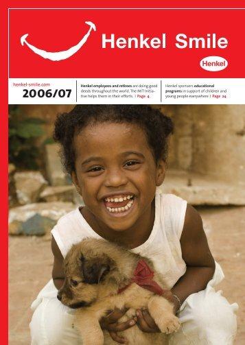 Henkel Smile 2006/2007