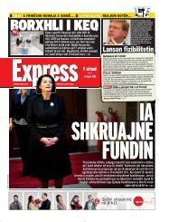 BORXHLI I KEQ - Gazeta Express
